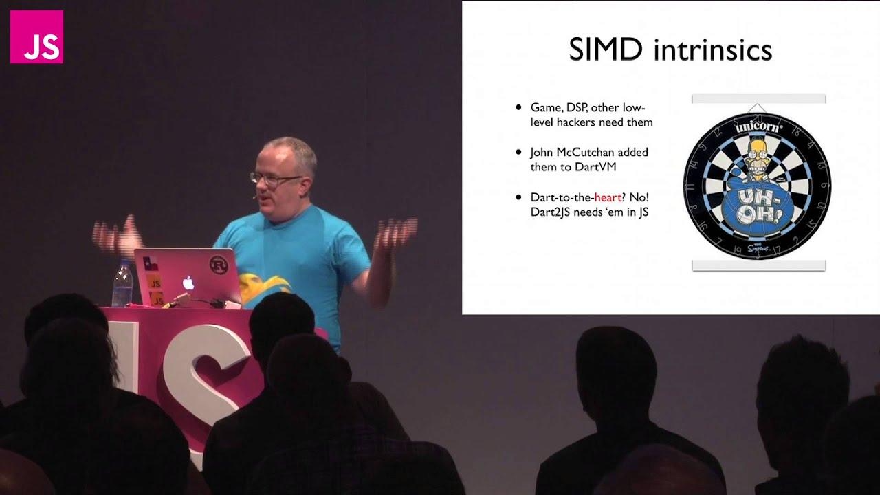 JS Responsibilities – Brendan Eich [Video]