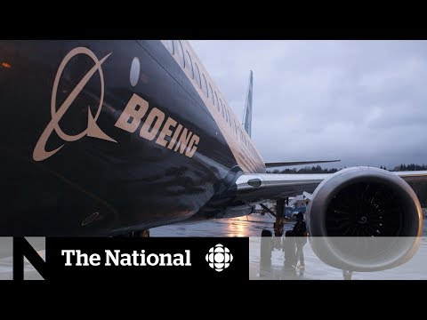 Canada not grounding Boeing 737 Max 8's until further investigation into crash