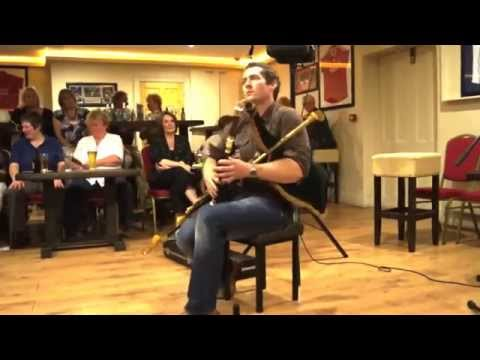 David Power - Uilleann Pipes - Dillon