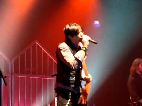 Hinder  Up All Night   in Houston, Texas on November 30, 2010