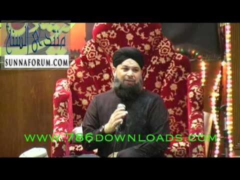Owais Qadri Manchester Urs E Ala Hazrat Urs Of Imam Ahmed Raza
