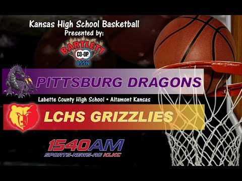 Pittsburg Dragons @ Labette County Grizzlies