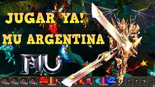 MU ARGENTINA SEASON 6 2017 MU ONLINE