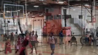 🏀 The Lander Twins, 15U Hawks So Cal Elite 7.15.17