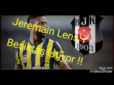 Jeremain Lens Beşiktaşa mı gidiyor !!!