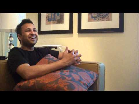 The Voice Behind Bollywood in Dubai - Interview with Ash King