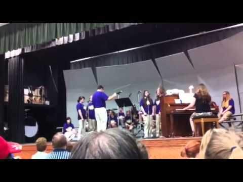 Pinconning Middle School Choir Concert
