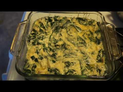 Spinach and Artichoke Dip! Applebee's Copycat Recipe