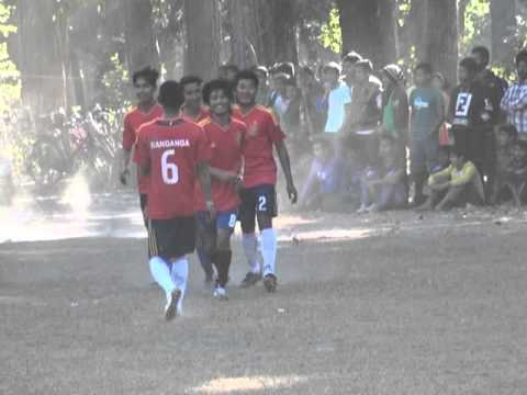 Banganga Sports &Welfare Society Vs Darshan Club  Jarlaya 4 1 ~ All Goals & Highlights   2nd Pragati