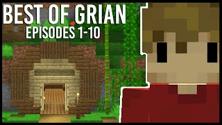 Hermitcraft 7: BEST OF GRIAN (Episodes 1-10)