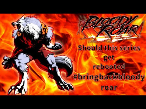 We Need a Bloody Roar Remake or Reboot Now