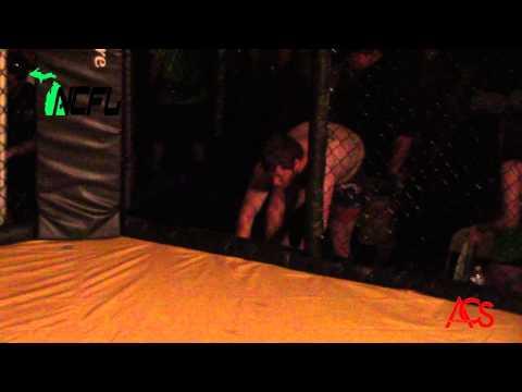 NCFL Tood Kerentoff Vs. Zach McRath (Heavyweight Title)