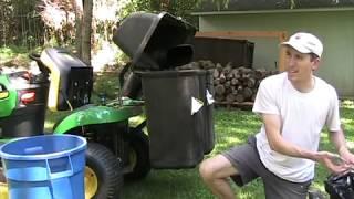 John Deere Bagger 1 year review