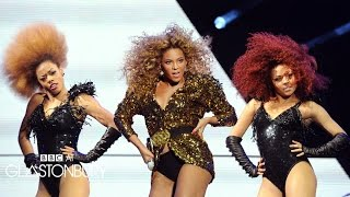 Beyoncé Single Ladies Live At Glastonbury 2011