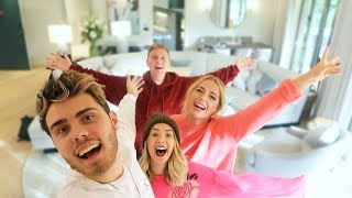 THE CRAZIEST TREEHOUSE TOUR!