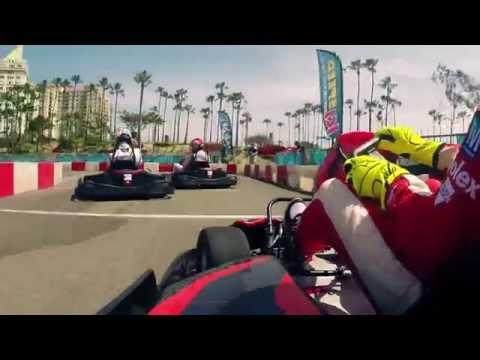 Long Beach: Formula E Stars Race take on Outdoor Track