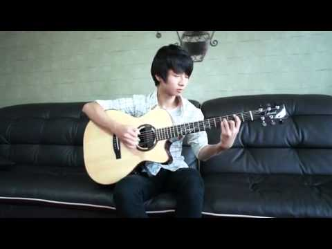 (Taylor Swift) - Love Story - Sungha Jung+Tabs