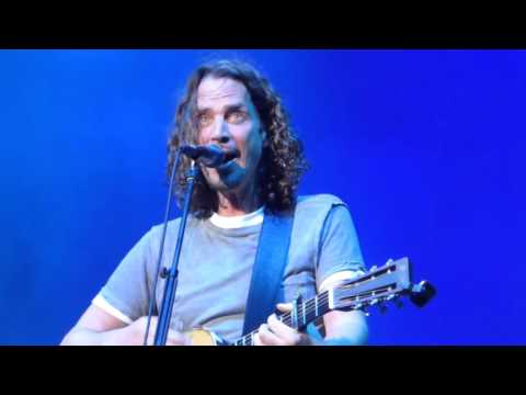 Chris Cornell - Before we disappear Amphitheater Ceasarea Israel