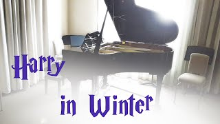 Harry In Winter - Harry Potter - Piano Cover