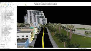 how to edit a Gta vice city map using med map editor