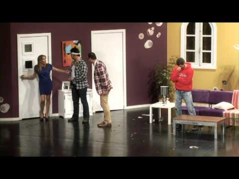 Taxi - Agrupacion Teatral Enrique Soler (Obra Completa)