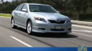 2008 Toyota Camry Review - Kelley Blue Book