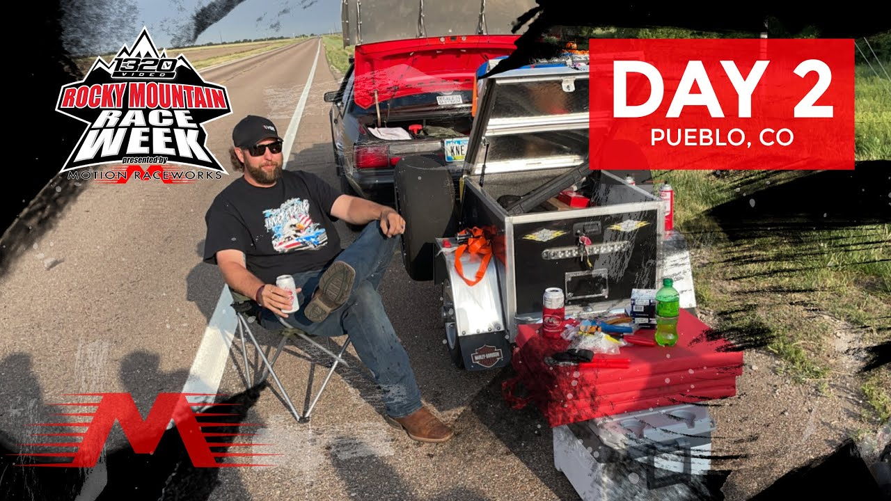 Rocky Mountain Raceweek: Our hottest drive day ever! Day 2