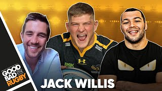 What You Talkin' 'Bout, Jack Willis? - Good Bad Rugby Podcast #26