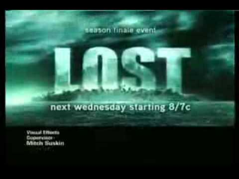 Lost Season 5 Episode 16 - 17 The Incident Promo