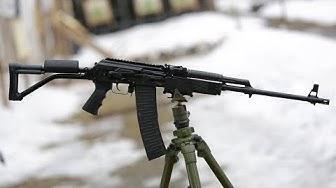 "Обзор ВПО-155 ""Вепрь-1В"" в калибре .223Rem // Review of Vepr-1V in .223Rem"