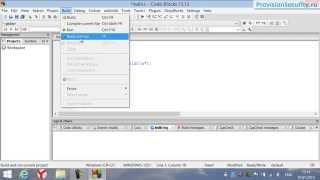 Программирование на языке C/C++. Урок #2: Структура программы, типы переменных, условные обозначения