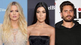 Khloe Kardashian Calls Out Kourtney & Scott's 'Dysfunctional' Relationship