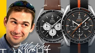 Omega Speedmasters, Speedy Tuesday & Special Edition Fatigue: Green Rolex Submariners, AP Royal Oak thumbnail