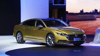 2018 Volkswagen CC – Unveiled at the Beijing Auto Show