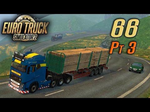 ♦ETS 2♦66:|Part 3| Careless Driving  [Volvo/4K]