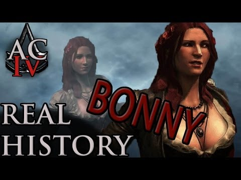"Assassin's Creed: The Real History - ""Anne Bonny"""