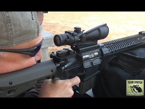 Trijicon Acog What S The Big Deal Youtube
