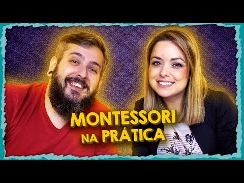 Montessori na Prática com Flavia Calina - Paizinho, Vírgula!