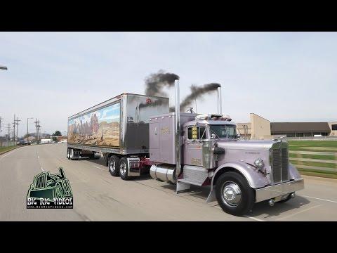 1956 Kenworth 925 / Sundance Transportation - Rolling Video