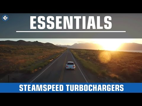 SteamSpeed Turbochargers
