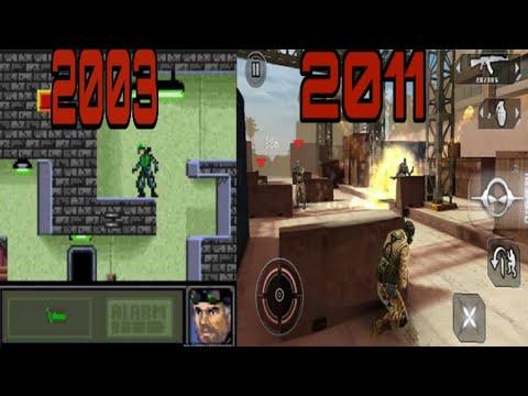Splinter Cell Mobile Evolution (2003 - 2011)