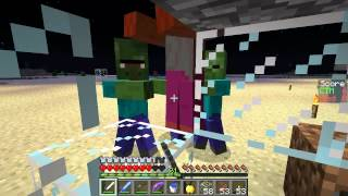 MINECRAFT Exploration & Tactics S5E18 - Dragon must wait for more pearls