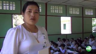 Rakhine Language Curriculum for Schools in Rakhine State