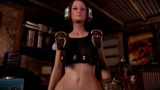 How to `fix` the DA Bikini CBBE Mod - Outfit Studio | Fallout 4 by  Astronaut Conejito