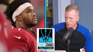 QB Film Review: Jimmy G's rust, show patience with Kyler | Chris Simms Unbuttoned | NBC Sports