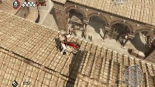Assassins Creed II Gameplay GTS 250 1GB GDDR3 Max Settings 1080p HD