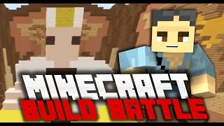 MINECRAFT: BUILD BATTLE - IL PAPA E