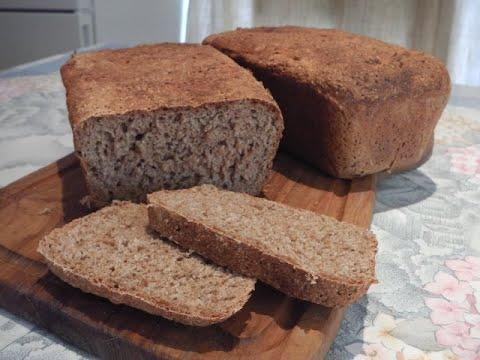 Σπιτικό Ψωμί Ολικής Άλεσης Χωρίς Ζύμωμα – Η Κουζίνα Του Σταύρου – Ελληνική και Κυπριακή κουζίνα.