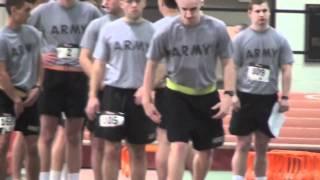 University of Cincinnati Army ROTC GAFBMP 2012