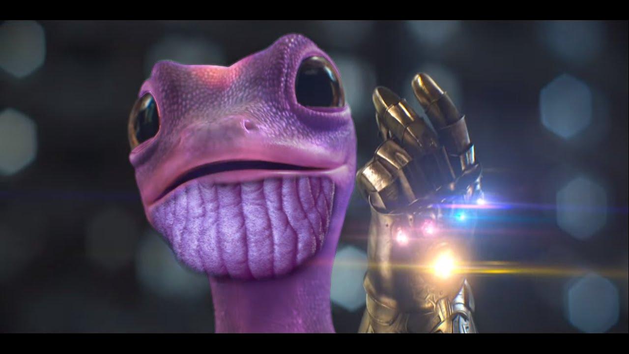 What Infinity Gauntlet